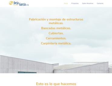 Forja Garcia - Diseño Web Presencial por Soulvi
