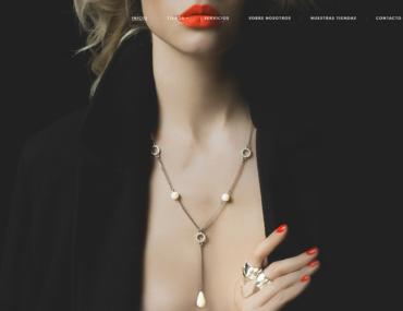 Joyeria Frances - Diseño Web - Soulvi